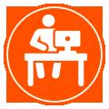 80% de de nuestros alumnos trabajan y estudian