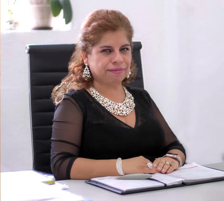 Dra. Gabriela Pantoja Aguirre - SUBDIRECTORA GENERAL