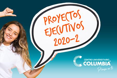 Entrega de Proyectos Ejecutivos 2020-2